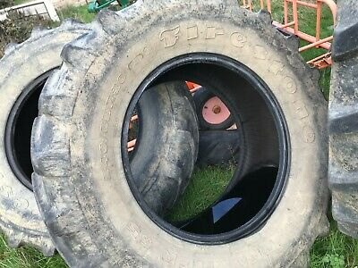 Tractor Tyre 540/65 R 30 Firestone Front  Tyre £200 • 200£