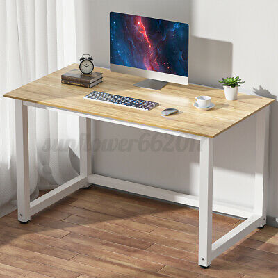 AU78.99 • Buy Office Computer Desk Housewife Storage Table Home Student Study Metal Laptop