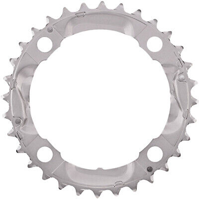 Bike Chain Ring Shimano FCM532 Deore Triple Middle Silver 32T • 14.89£