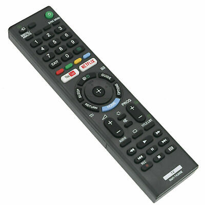 £5.30 • Buy Sony RMT-TX300E RMTTX300E Smart LED TV Remote Control With NETFLIX & YouTube