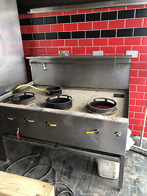 Chinese Wok Cooker • 745£