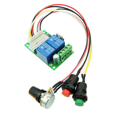 AU10.56 • Buy Speed Controller Motor Switch 0-100% 1203BS 15cm 6V-28V Cable DC LED PWM