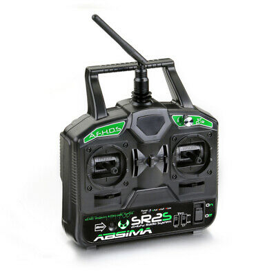 £39.99 • Buy 2000021 Absima SR2S 2 Channel Stick Radio Transmitter & Receiver 2.4GHz RC