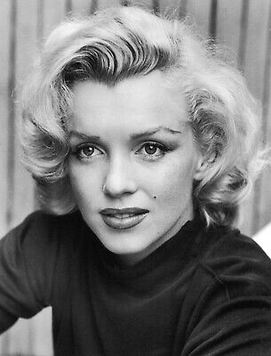 £4.99 • Buy Vintage Marilyn Monroe Black White Picture Print Poster Wall Art Picture A4 +