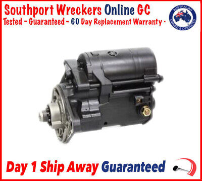 AU93.30 • Buy Genuine Holden Rodeo TF 97-02 4ZE1 2.6L Starter Motor - Express