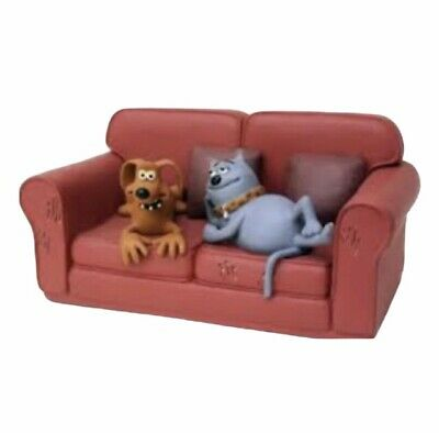 Creature Comforts Figure Trixie And Captain Cuddlepuss New Boxed Collectable • 27.99£