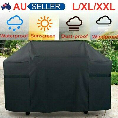 AU22.99 • Buy BBQ Covers 2/4/6 Burner Heavy Duty Waterproof Barbecue Smoker Grill Protectors