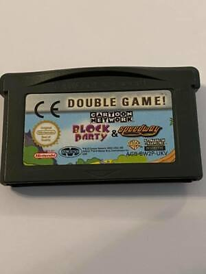 AU25 • Buy Double Game Block Party / Speedway Gba 67366