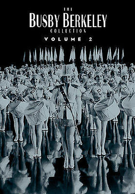 £13.09 • Buy Busby Berkeley Collection - Volume 2 (DVD, 1937 / 2008, 4-Disc Set) [M3]