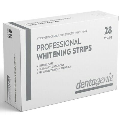AU19.95 • Buy Dentagenie Professional Whitening Strips X 28