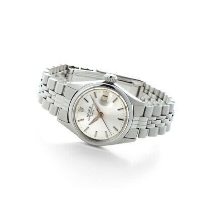 $ CDN3617.49 • Buy ROLEX Oyster Perpetual DATEJUST Ref 6517 Automatic Watch 1968 Vintage Overhauled