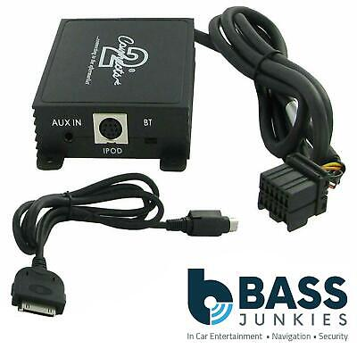 Ford Focus Upto 2004 Car Radio Stereo IPod IPhone & Aux In Interface Adaptor • 39.99£