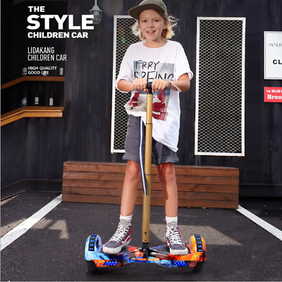 $ CDN233.52 • Buy Hoverboard Scooter Self Balancing Electric Hover Board Skateboard Safety Handle
