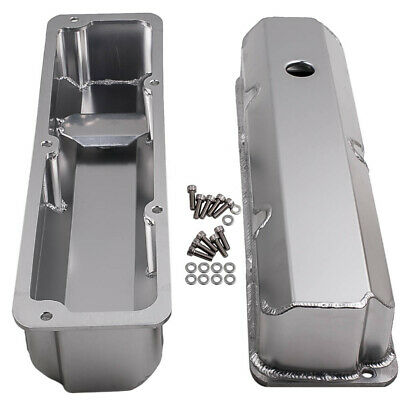 $89.65 • Buy Valve Covers  For Ford FE BBF 332 352 360 390 406 413 427 428 Pair 1958-1976