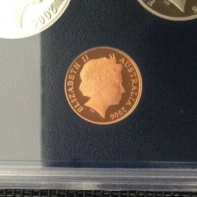 AU22.95 • Buy 2006 1 Cent Proof Coin In 2 X 2 Holder