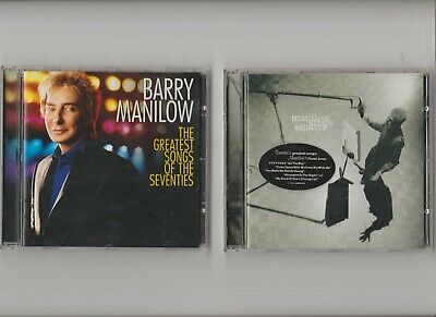 £2.89 • Buy  Barry Manilow : Sings Sinatra + The Greatest Songs Of The Seventies