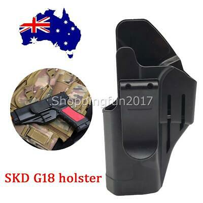 AU21.95 • Buy Plastic Holster For SKD G18 Gel Blaster Toy Toy Glock 18 Upgrade Accessories