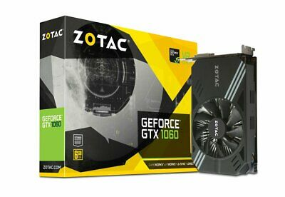 $ CDN285 • Buy ZOTAC GeForce GTX 1060 Mini Graphic Card