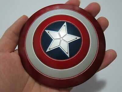 $ CDN19.09 • Buy 1/6 Scale Captain America Shield Metal Model For 12  Action Figure Hot Toys Body