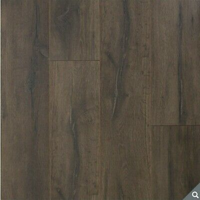 Golden Select Domingo (Dark Oak) Laminate Flooring With Foam Underlay - 1.16 M² • 26.30£