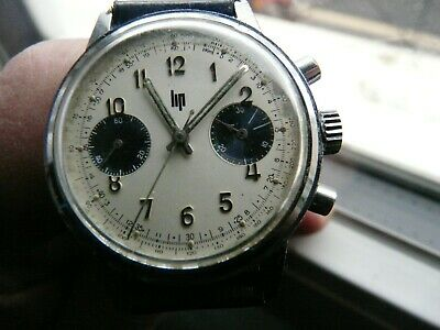 $ CDN953.55 • Buy Vintage Chronographe Lip Valjoux 7733