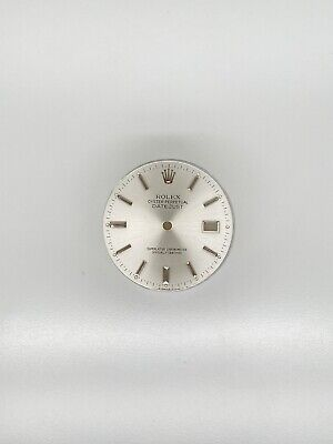 $ CDN171.94 • Buy Rolex Datejust Silver Stick Dial 16030 16014 Perfect Condition