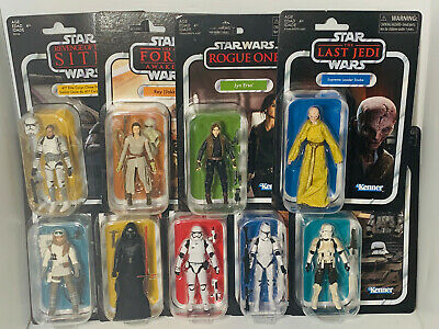$ CDN24.99 • Buy Hasbro Star Wars The Vintage Collection 3.75  Figures
