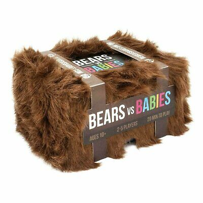 AU39.13 • Buy Exploding Kittens | Bears Vs Babies - A Family-Friendly Party Game