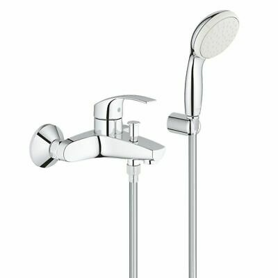 GROHE Eurosmart Single Lever Mixer With Shower Chrome 3330220A • 194.70£