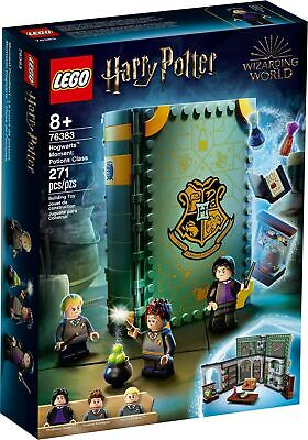 $ CDN39.31 • Buy 76383 Lego Harry Potter Hogwarts Moment: Potions Class