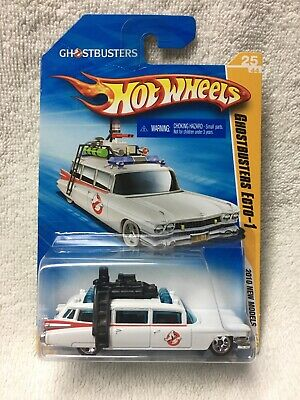 Hot Wheels GHOSTBUSTERS ECTO-1  2010 New Models (25/44) • 5.79£