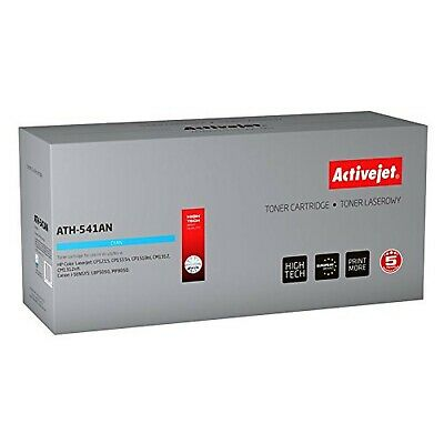 ActiveJet EXPaCJTHP0114 ATH - 541AN Refill Toner For HP CB541A (cyan) • 26.69£