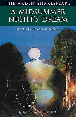 A Midsummer Nights Dream By William Shakespeare (Paperback, 1979) • 3.30£