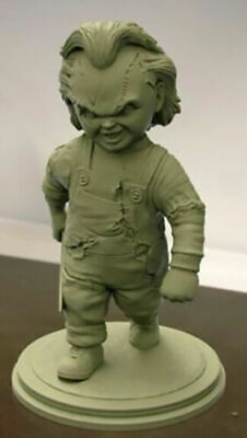 CHUCKY HORROR || Custom Resin Model Kit Figure/Statue 1/10 200mm • 49.99£