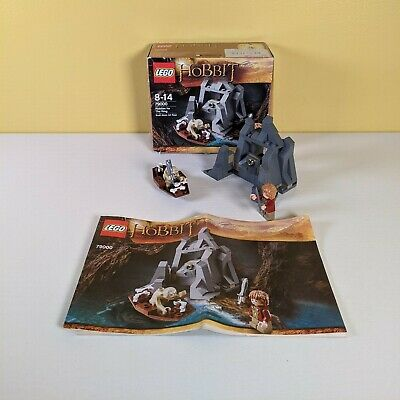 LEGO 79000 The Hobbit Riddles For The Ring. 100% Complete With Box • 29.99£