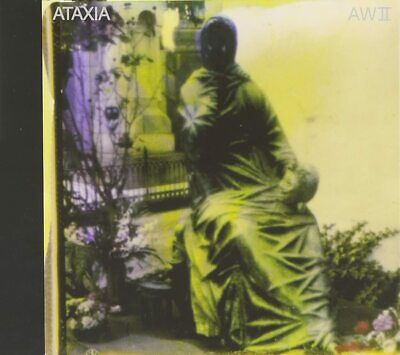 ATAXIA AW II John Frusciante Klinghoffer Red Hot Chili Peppers Automatic Writing • 26.99£