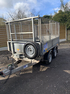 Ifor Williams 8ft Tipping Trailer • 4,350£