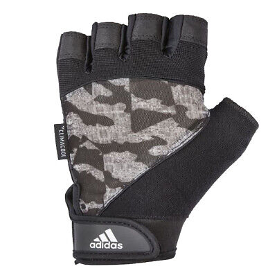 £12.90 • Buy Adidas Performance Gloves S M XL XXL Fitness Gloves Training Gloves Camoflauge