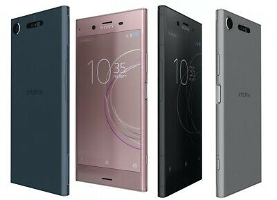 $ CDN370.84 • Buy Sony Xperia XZ1 64GB - 4GB RAM - 5.2 LCD - New Product