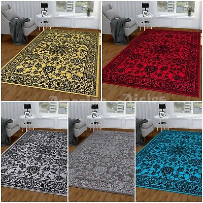 Hand Woven Extra Large ISABELL Rugs Bedroom Kitchen Hallway Runners Carpets • 22.99£