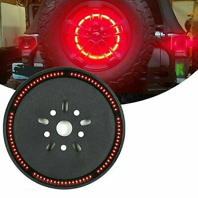 AU49.99 • Buy Spare Tire LED Light Wheel Rear 3rd Brake Tail Light For 07-18 Jeep Wrangler JK