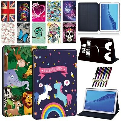 £6.99 • Buy For Huawei MediaPad T5 10.1 /T3  10 9.6 /T3 8.0  Tablet Leather Stand Cover Case