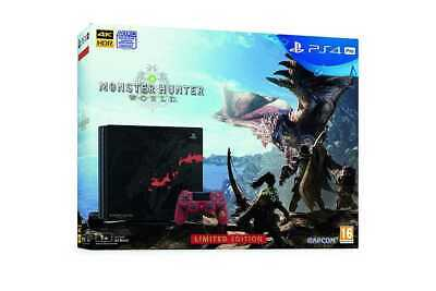 AU621.06 • Buy Ps4 Pro Monster Hunter Limited Edition