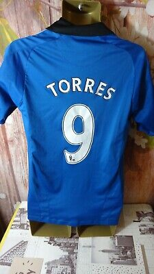 ADIDAS LIVERPOOL  Jersey TORRES # 9 FOOTBALL CLUB T-SHIRT TEE SIZE SMALL S DI • 14.99£