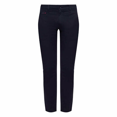 £44.99 • Buy DIESEL CHI THOMMER 0CARP Mens Chino Trousers Cargo Slim Fit Casual Black Pants