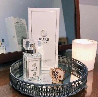 Fm 366 Pure Royal Collection Federico Mahora Perfume For Women 50ml • 23£