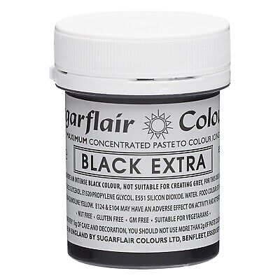 £6.68 • Buy Max Concentrate Paste Colour Black Extra 42g