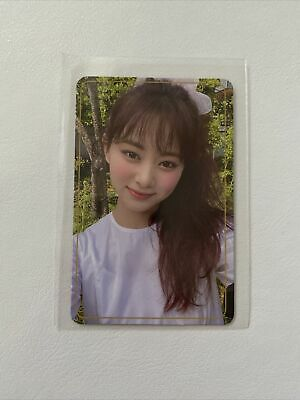 Kpop Twice Official More & More Tzuyu Photocard • 4.50£