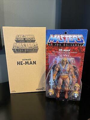 $159.95 • Buy 2019 Super 7 MOTU Ultimate HE-MAN Filmation 2.0 Masters Of The Universe