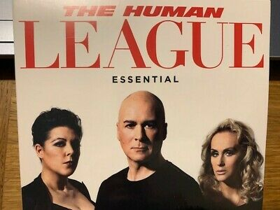 The Human League - The Essential Human League (NEW 3CD) Brand New • 5.95£